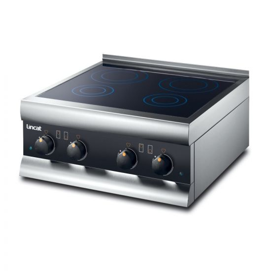 Silverlink 600 Electric Counter-top Induction Hob - 4 Zones - W 600 Mm - 6.0 KW LIN SLI42