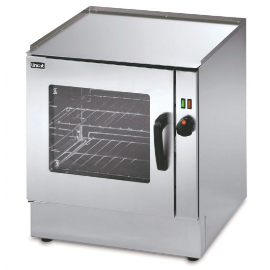 Silverlink 600 Electric Free-standing Oven - Fan-assisted - Glass Doors - W 600 Mm - 3.0 KW LIN V6F-D