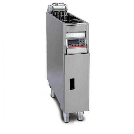 FriFri Vision 211 Electric Free-standing Single Tank Fryer - 1 Basket - W 200 Mm - 9.0 KW LIN VF21101-A500
