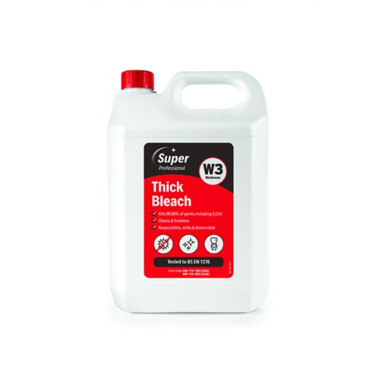 5L THICK BLEACH MIR 800-116-0027