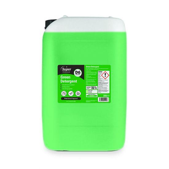 20L GREEN DETERGENT MIR 800-154-0095