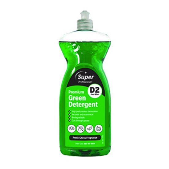 1L PREMIUM GREEN DETERGENT MIR 800-161-0454