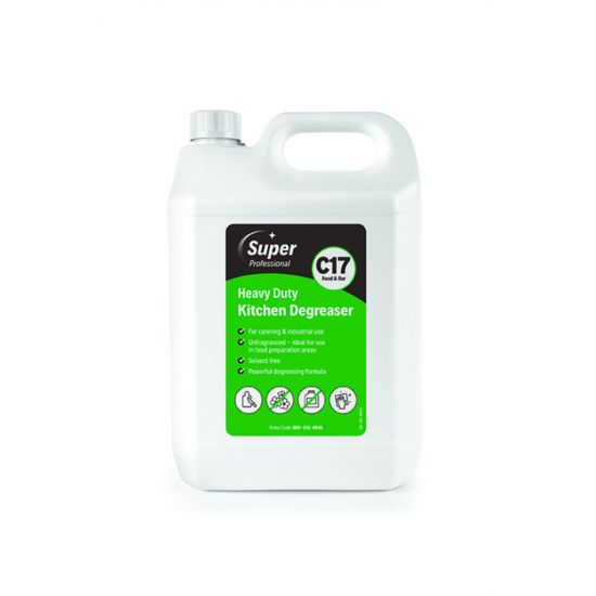 5L HEAVY DUTY KITCHEN DEGREASER MIR 800-212-0010