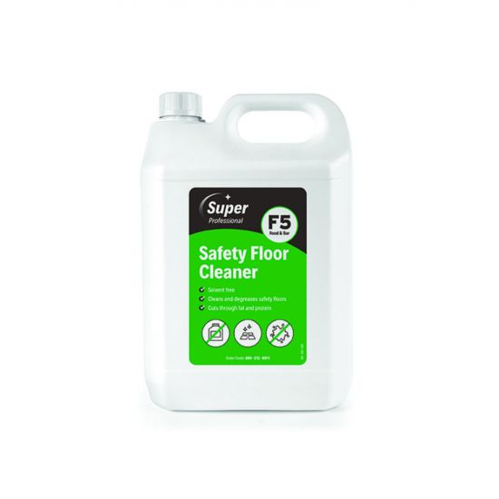 5L SAFETY FLOOR CLEANER MIR 800-212-0011