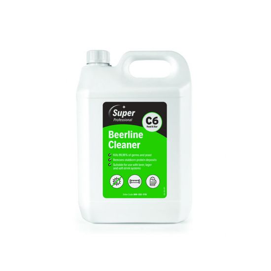 5L BEERLINE CLEANER MIR 800-232-1119