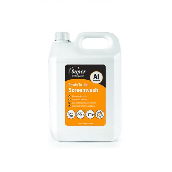 5L READY TO USE SCREENWASH MIR 800-272-0005