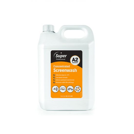 5L CONCENTRATED SCREENWASH MIR 800-272-0006