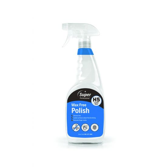 750ML WAX FREE POLISH MIR 800-277-0003