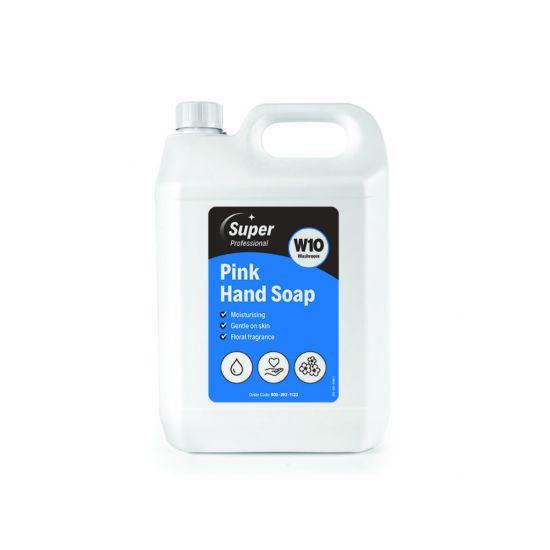 5L PINK LIQUID HAND SOAP MIR 800-292-1123