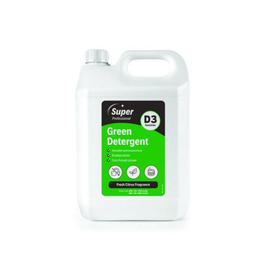 5L GREEN DETERGENT MIR cs-800-152-1105-1