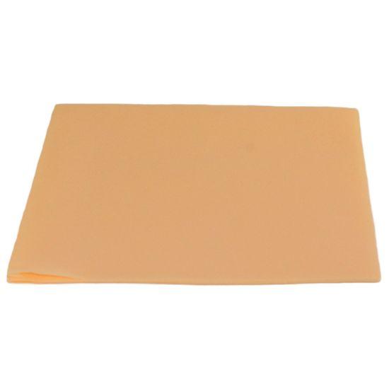 Buttermilk Cream 40cm Linen Feel Luxury Airlaid Paper Napkins Pack of 50