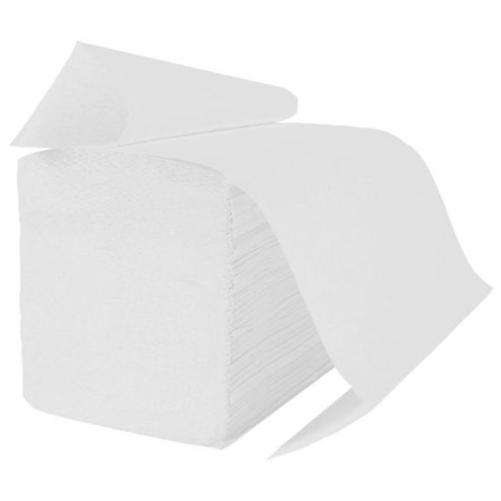 White 2Ply 250mm X 340mm W/M Fold Other Hand Towels Pack Of 2400 POP SPD1034