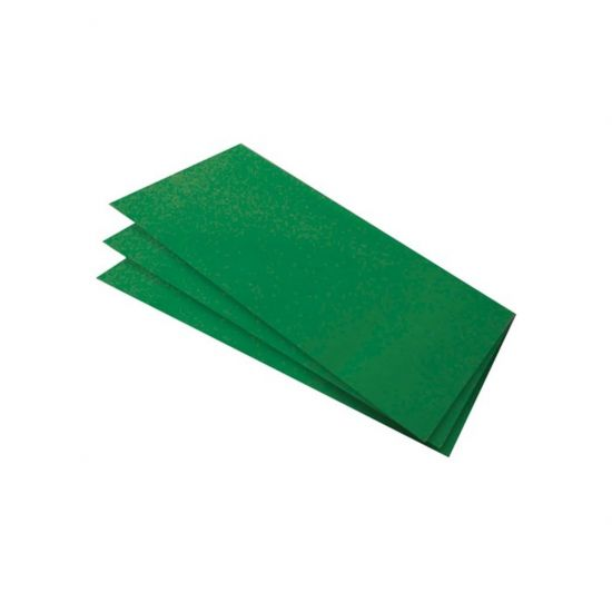 90 X 90cm Forest Green - Folded (SPD388) Paper Table Covers Pack Of 250 (10x25) POP TCP906FG