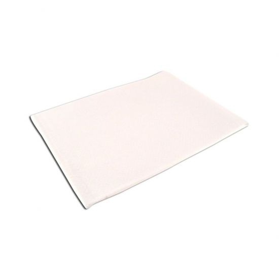 90 X 90cm White (SPD581) Tabsilk Wipeable Table Covers Pack Of 100 (5x20) POP TCS905WH