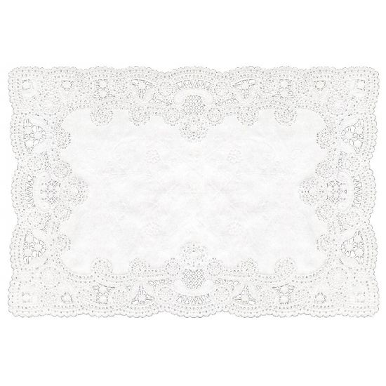 396 x 314mm Lace Tray Papers Pack of 250 SWA LTP-16