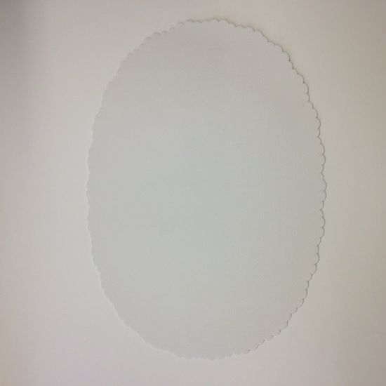 320 x 235mm Oval Dish Papers Pack of 250 SWA ODP-3