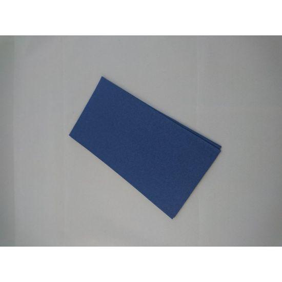 40cm Swansoft Readifold Napkin Indigo Pack of 100 SWA RFPSOFT-IN