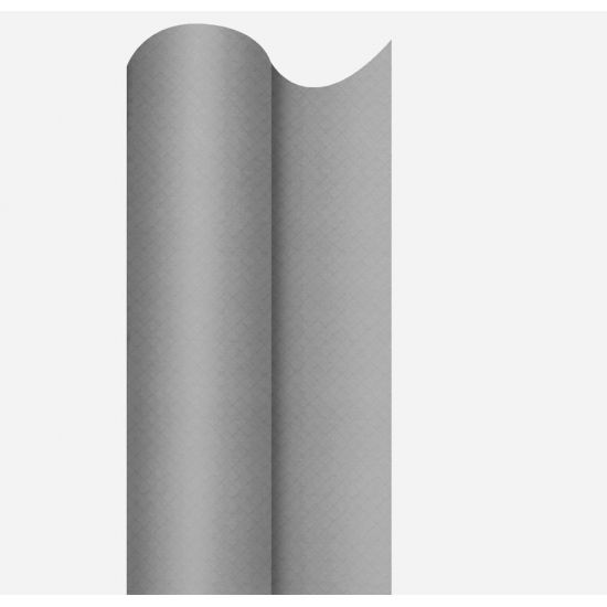 120cm x 40m Swansilk Banquet Roll - Silver Pack of 1 SWA SLK-BR-SIL