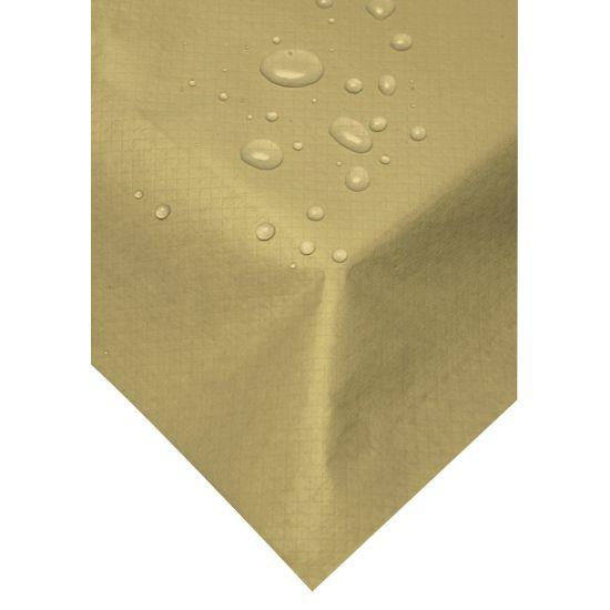 120 x 120cm Swansilk Table Cover - Gold Pack of 10 SWA SLK-TC-GOL