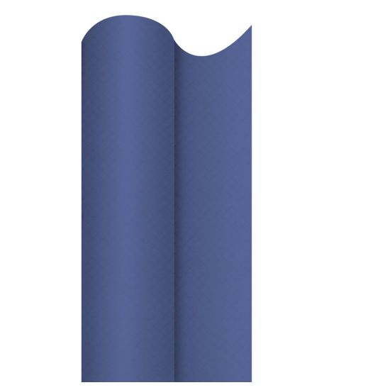 120 x 40m Swansilk Banquet Roll Plain Indigo Pack of 1 SWA SLKBRPL-IN