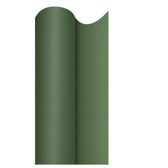 120cm x 40m Swansilk Banquet Roll Plain Mountain Pine Pack of 1 SWA SLKBRPL-MP