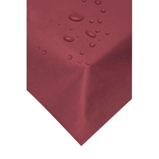 90 x 90cm Swansilk Slip Cover Plain Burgundy Pack of 25 SWA SLKSCPL-BY