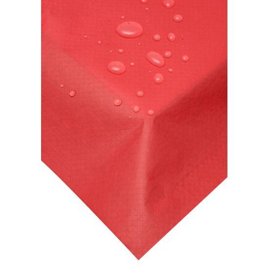 120 x 120cm Swansilk Table Cover Plain Red Pack of 10 SWA SLKTCPL-R