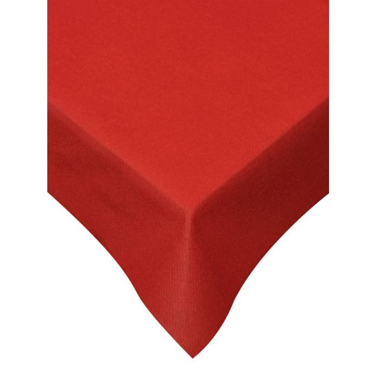 88 x 90cm Swansoft Slip Cover Red Pack of 25 SWA SSOFT-SC-R