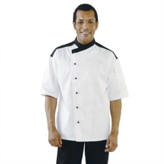 Chef Works Unisex Metz Chefs Jacket XL URO A599-XL