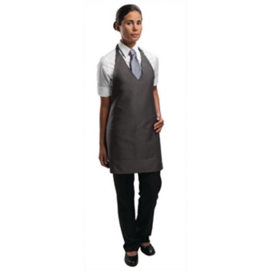 Uniform Works Tuxedo Apron Slate URO A892