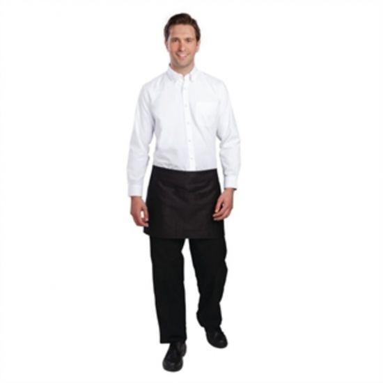Uniform Works Oxford Button Down Collar Shirt White S URO B188-S