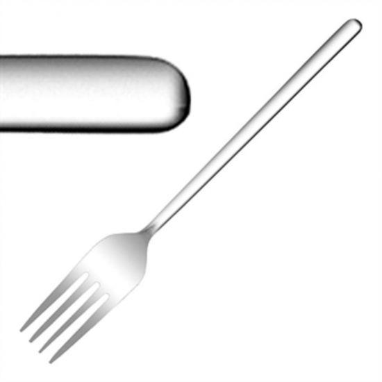 Olympia Henley Dessert Fork Box of 12 URO C455