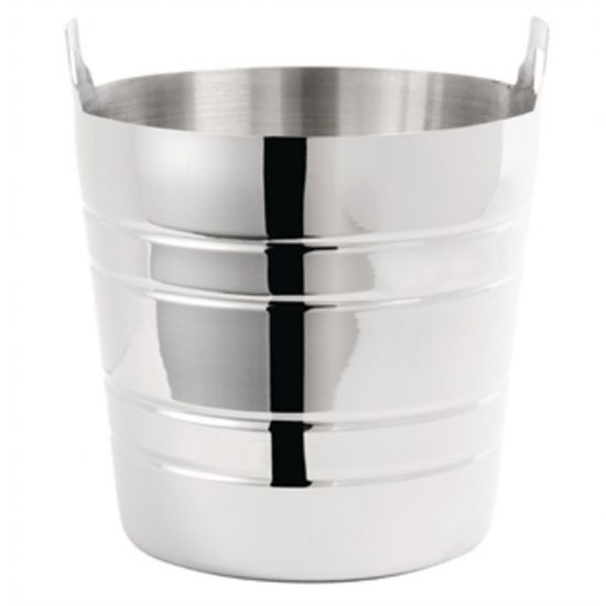 Olympia Stainless Steel Wine Bucket Polished URO C578