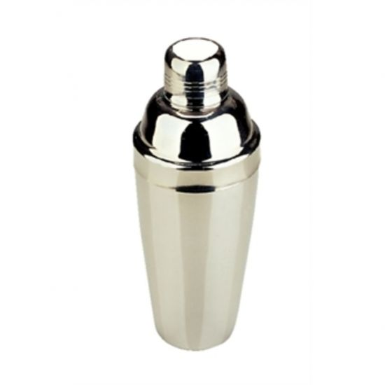Olympia 3-Piece Cobbler Cocktail Shaker URO C581