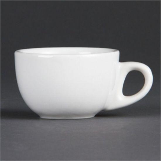 Olympia Whiteware Espresso Cups 85ml Box of 12 URO CB464