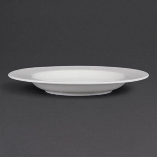 Olympia Whiteware Pasta Plates 310mm Box of 4 URO CB485