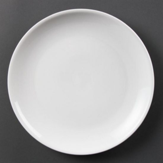 Olympia Whiteware Coupe Plates 280mm Box of 6 URO CB492