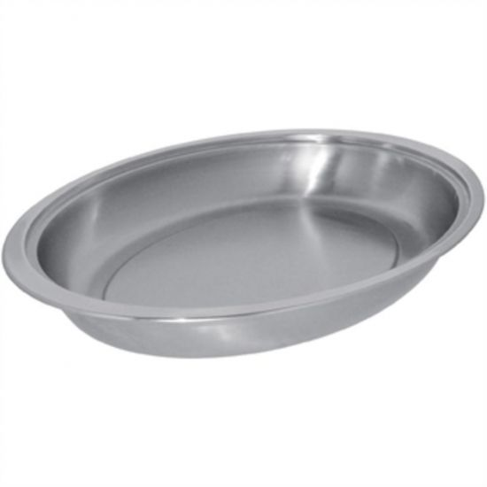 Serving Dish Stainless Steel Oval 7.5Ltr URO CB725
