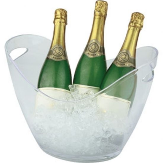 APS Acrylic Wine And Champagne Bucket Large URO CC559