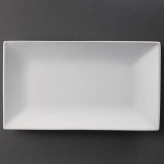 Olympia Serving Rectangular Platters 310mm Box of 2 URO CC895
