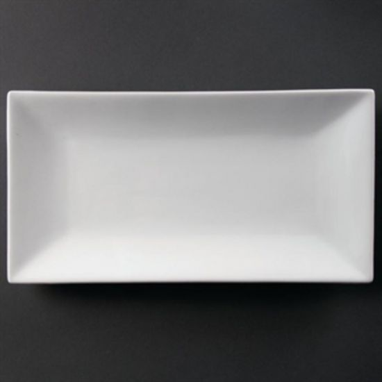Olympia Serving Rectangular Platter 380mm URO CC896