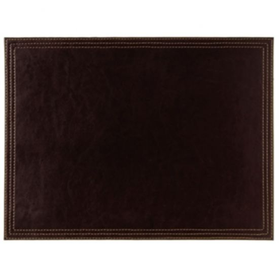 Faux Leather Large Placemat URO CE298
