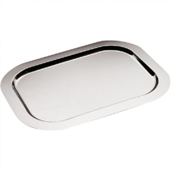 APS Large Stainless Steel Service Tray 580mm URO CF026