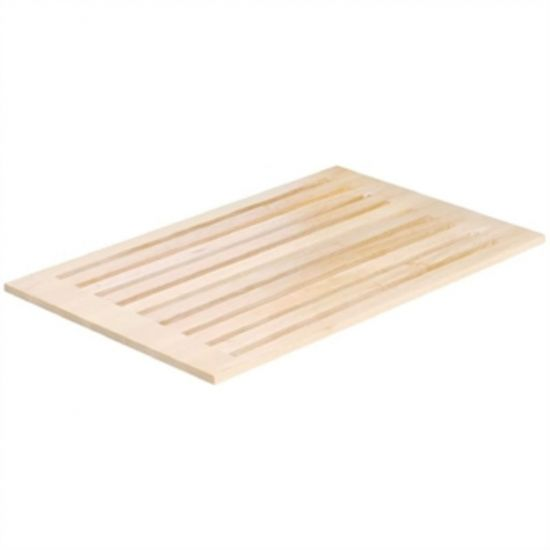 APS Frames Maple Wood 1/1 GN Slotted Cutting Board URO GC908