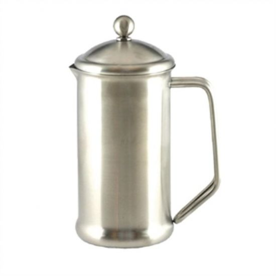 Cafetiere Stainless Steel Satin Finish 3 Cup URO GD167