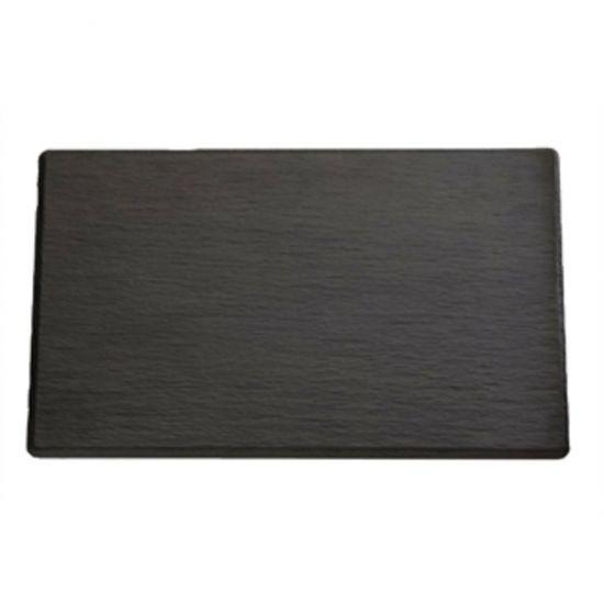 APS 1/3GN Slate Melamine Platter URO GF072