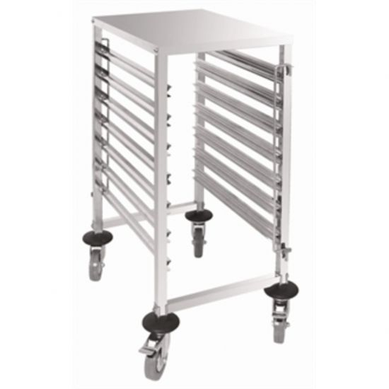 Vogue Gastronorm Racking Trolley 7 Level URO GG498