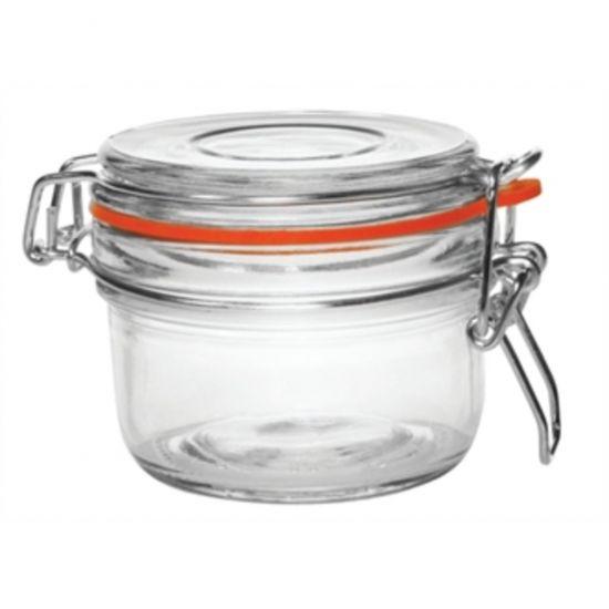 Six Vogue Preserve Jars 125ml URO GH327
