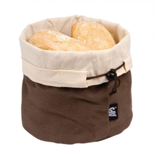 APS Brown And Beige Bread Basket URO GH392