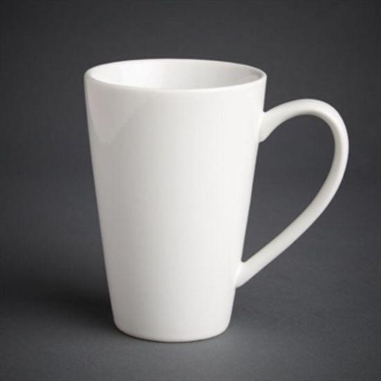 Olympia Cafe Latte Cups White 454ml 16oz Box of 12 URO GK083